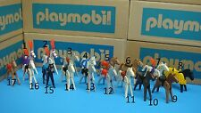 Playmobil Western roman circus Indian Horse Animals old new style CHOOSE ONE 187
