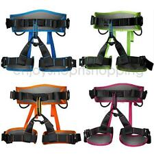 Safety Harness Seat Sitting Bust Belt Protection for Rock Climbing Tree Surgeon