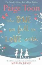 One We Fell in Love With by Paige Toon Paperback Book (English)
