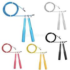 Metal Boxing/Gym/Jumping/Speed/Exercise/Fitness Jump Gym Skipping Rope