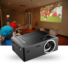 UC18 Full HD 1080P Mini LCD LED Portable Smart Theater Home Projector HDMI USB