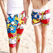 Summer Surf Beach Shorts Trunks Pants Swimwear Swim Trunks Beach Board Shorts