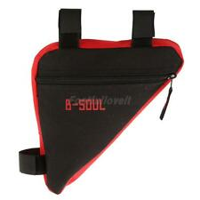 Cycling Bike Bicycle MTB Frame Tube Front Triangle Saddle Bag Pouch Pannier Case