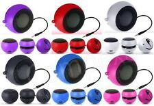 RECHARGEABLE MiNi PORTABLE TRAVEL BASS SPEAKER FOR Galaxy Note 3 III / iPhone 5C