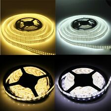 12V 5630 5050 3528 SMD Flexible LED Strips Strip Light Waterproof 60 120 LEDs /M