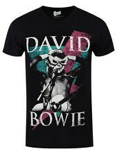 David Bowie Diamond Dogs Men's Black T-shirt