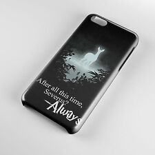 ALWAYS DOE PATRONUS HARD PLASTIC PHONE CASE COVER HARRY POTTER NOW FITS IPHONE 7