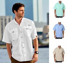 Columbia Men's Bahama II PFG Short-Sleeve Shirt Fishing S-3XL NEW 7047