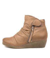New Effegie Ensoni W Taupe Womens Shoes Comfort Boots Ankle