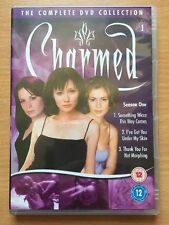 CHARMED Season One Epis 1 - 3 starring Shannen Doherty - DISC ONLY (R16) {DVD}
