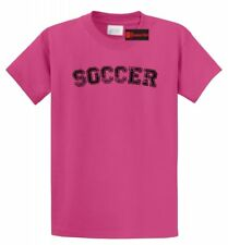 Soccer T Shirt Sports Soccer Ball Football World Cup Goalie Hattrick Tee