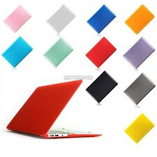 "Matte Laptop Crystal Hard Rubberized Case Cover For Mac Book Air 11""  ER99"