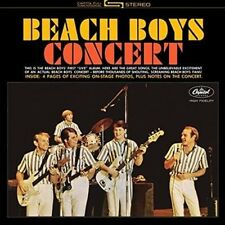 Beach Boys Concert - Beach Boys New & Sealed LP Free Shipping