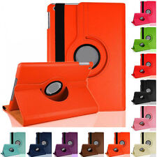 Hot New Leather Skin 360 Rotating Smart For Apple iPad 2 3 4 Standing Case Cover