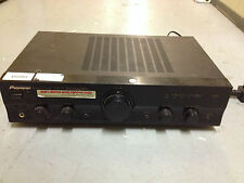 Pioneer A-209R Stereo Integrated Amplifier Amp. Fully working ^