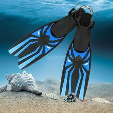 LIXADA Snorkeling Foot Flipper Diving Long Fins Swimming W/Bag ptional H4S1