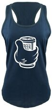 Thumbs Up Beer Funny Ladies Tank Top Drinking Beer Lover Party Alcohol Tank Z6