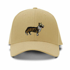 Mixed Breed Dog Embroidery Embroidered Adjustable Hat Baseball Cap