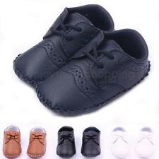 PU Baby Girl Boy Shoes Toddler Infant Baby Crib First Walking Shoes Sneakers