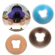 Salon SPA Massage Silicon Full Face Relax Cradle Cushion Pillow Pad Beauty Care