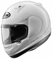 Arai Adult White RX-Q Full Face Motorcycle Helmet