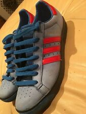Genuine Men's Adidas Forest Hill Manchester Colours Excellent Condition Size 9