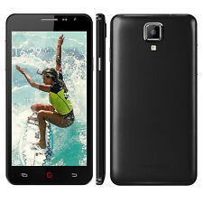"""5.5"""" Touch Android Mobile Smart Phone Dual Sim Quad Core WiFi 3G GPS Unlocked"""