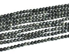 natural labradorite beads black gemstone round loose stone beads 6mm 8mm 10mm