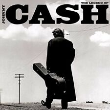Legend of Johnny Cash - Cash,Johnny New & Sealed LP Free Shipping