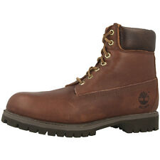 TIMBERLAND 6 INCH PREMIUM ANNIVERSARY BOOTS BROWN 6745R BOOTS CLASSIC