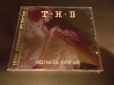 Mechanical Advantage by THD (CD, Mar-1994, Cleopatra) BRAND NEW SEALED