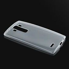 Hot Sale Soft  TPU Flexible Candy Gel Crystal Skin Case Phone Cover for LG G3 G4