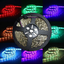 5M 5050 300led SMD Waterproof/ IP20 String Lighting Flexible LED Strip Lights