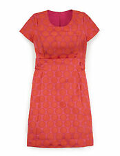NEW!BODEN SPOT JACQUARD DRESS, CURRENT SEASON STYLE,RSP 99 GBP!SHIP WORLDWIDE!