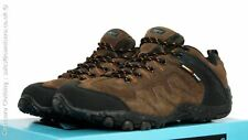 PDQ Sport Real Suede Leather Trail Hiking Hill Walking Brown