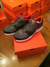 """New Men's Nike """"Air One TR"""" Shoes Black/Red"""