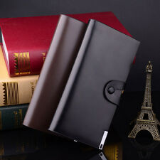 PU Leather Bifold Credit/ID Cards Holder Multi Pockets Wallet Purse Clutch AUFT