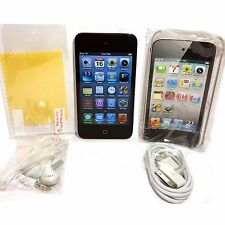 Apple iPod Touch 4th Generation MP3 Player 8GB/16GB/32GB/64GB ( Black or White )