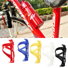 Cup Cycling Drink Mount Cage Pop Bike Bicycle Polycarbonate Water Bottle Holder