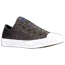 Converse Chuck Taylor II Ox - Boys' Primary School Basketball Shoes (Black)