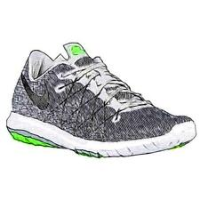 Nike Flex Fury 2 - Men's Running Shoes (Wolf GY/DK GY/Cool GY/BK Width:Medium)