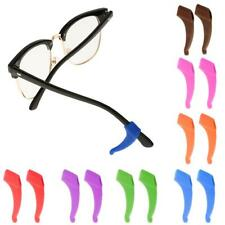2PCS Ear Hook Lock Tip Holder for Eyewear Eyeglass Sunglass Spectacles