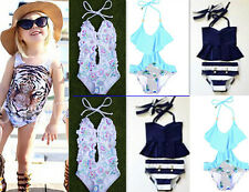 Beachwear Swimsuit  Bikini  Swimwear  Toddler  Bathing Suit  Baby Girls