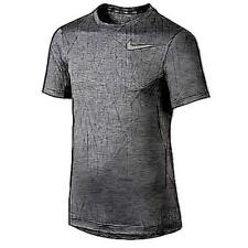 Nike Dri-FIT Training Clothing S/S Top - Boys' Primary Sch. (BK/Anthracite/BK)