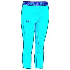Under Armour Training Capris - Girls' Primary Sch. (Meridian BL/Meridian BL/Con