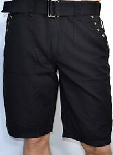 Affliction Black Premium Men's IMMORTAL WALK SHORTS - 10WS421 - NEW - Black