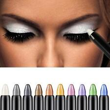 Glitter Lip Liner Eye Shadow Eyeliner Pen Pencil Makeup Cosmetic Eyeshadow Pen