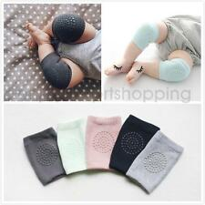 New Boys Girls Cotton Baby Knee Pad Toddler Elbow Pad Crawling Safety Protector