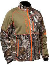 Castle Youth Realtree Xtra Fusion Snowmobile Mid-Layer Jacket Snow Snowcross