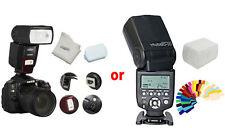 INSEESI 560 IV Wireless flash Speedlite Or YONGNUO 560 III flash for Canon Nikon